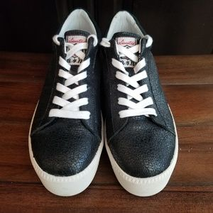 ASN Limited Platform Cult Sneakers Leather Top